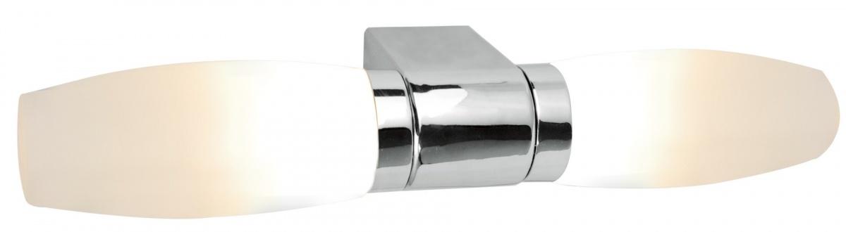 A1209AP-2CC Светильник для зеркала AQUA 2x40W, 2xE14 Arte Lamp