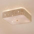 CITILUX CL324262 Потолочный светильник ПОРТАЛ 6x60 E14 Золото/Прозрачный + матовое стекло
