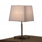 CITILUX CL914811 Настольная лампа ГОФРЕ 1x75W E27 хром