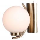Arte Lamp A8170AP-1AB Бра  CLOUD 1x40W E14 античная бронза