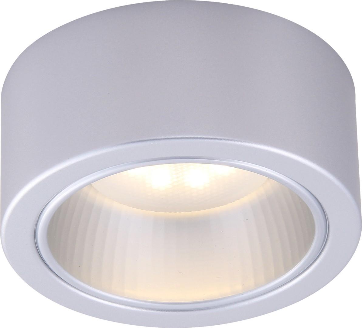 A5553PL-1GY Накладной светильник EFFETTO 1x11W, 1xGX53 Arte Lamp