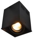 A5942PL-1BK Накладной светильник CARDANI 1x50W, 1xGU10 Arte Lamp
