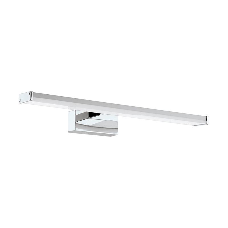 EGLO 96064 Светодиод. подсветка для зеркал PANDELLA 1, 7,4W(LED), L400, IP44, сталь, хром, серебро/пластик, белый