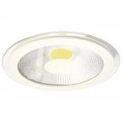 Arte Lamp A4215PL-1WH Встраиваемый светильник неповоротный RAGGIO 1x18W 1440Lm 3000KW  белый