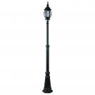 Arte Lamp A1047PA-1BG Уличный светильник столб  ATLANTA 1x100W E27 старая медь IP23