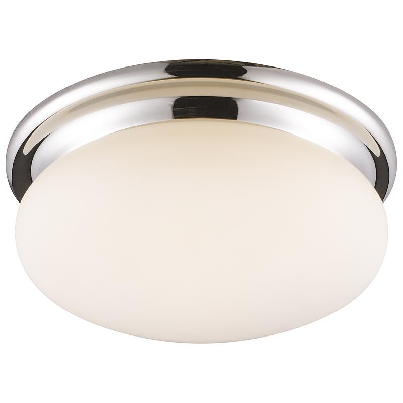 Arte Lamp A2916PL-2CC Настенно-потолочный светильник AQUA 2x60W E27 хром / белый