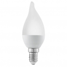 "Eglo 11422 Лампа светодиодная ""Свеча на ветру"", 4W (E14), 3000K, 320lm Eglo (Отгрузка упаковками по 10 шт.)"