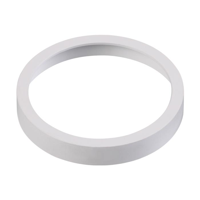 NOVOTECH 357591 NT18 000 белый Кольцо декоративное METIS