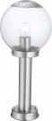 Globo 3181 Уличный наземный светильник BOWLE II 1x60W E27 хром