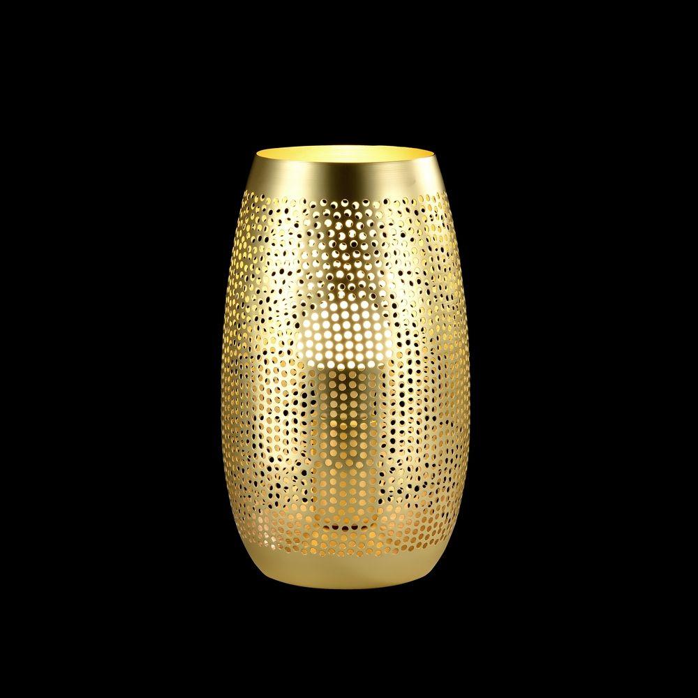 MAYTONI H448-01-G Настольная лампа NERIDA 1 х E27 60W Латунь