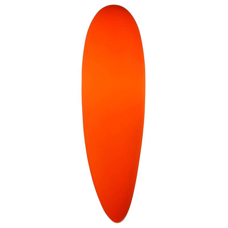 ST LUCE SL507.091.01 Настенный светильник BAGNO 1x60W E27 белый / оранжевый