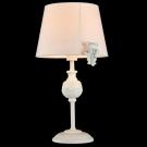 MAYTONI ARM033-11-BL Настольная лампа   LAURIE 1 x E14 40W Пастельно - голубой