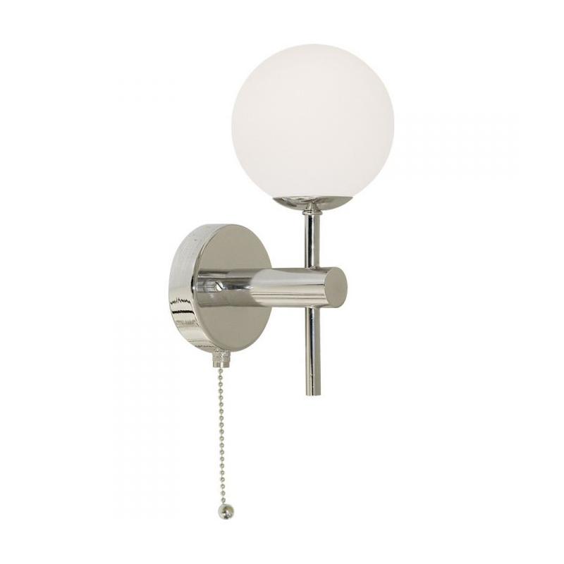 Arte Lamp A4444AP-1CC Светильник для зеркала  AQUA 1x40W G9 хром IP44
