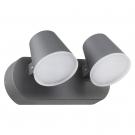 NOVOTECH 357831 темно-серый Ландшафтный настенный светильник LED 20W 220-240V KAIMAS