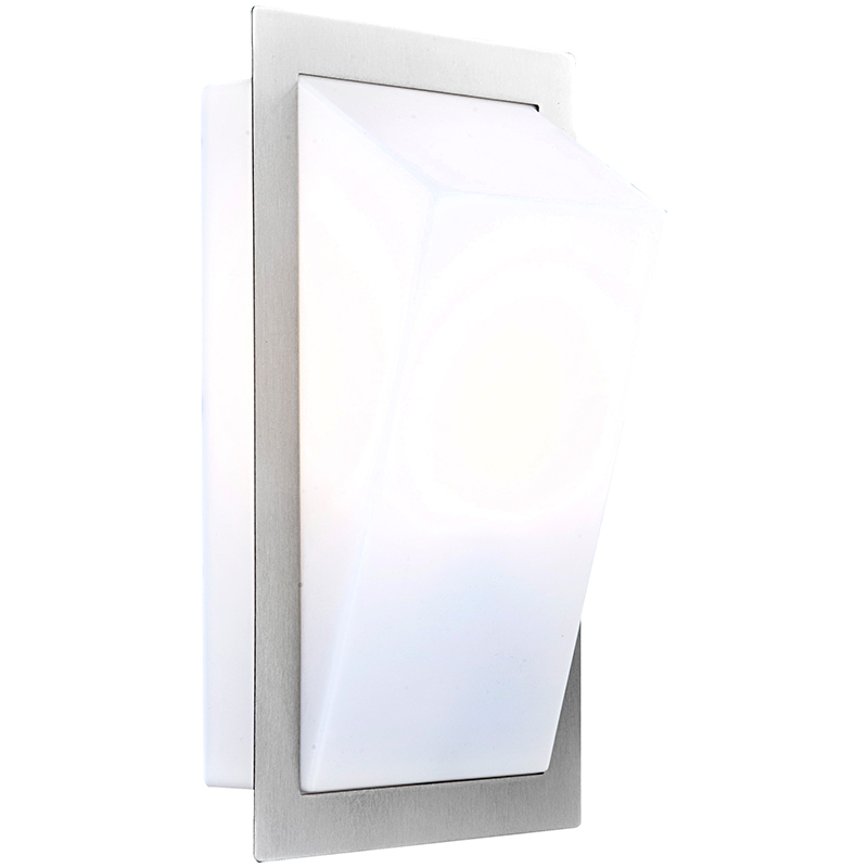 Globo 32085 Уличный настенно-потолочный светильник RICO 1x11W E27 белый