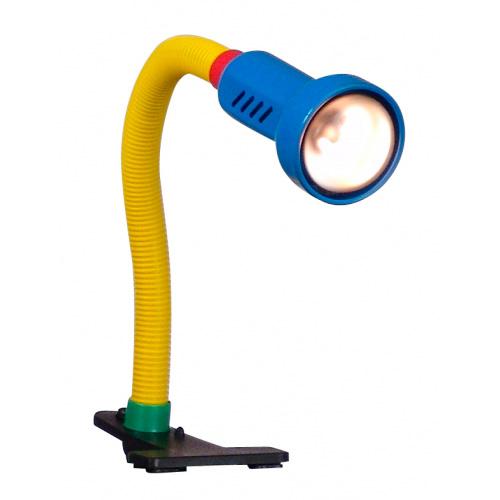 Globo 5488 Настольная лампа PRACTICA 1x40W E27 желтый