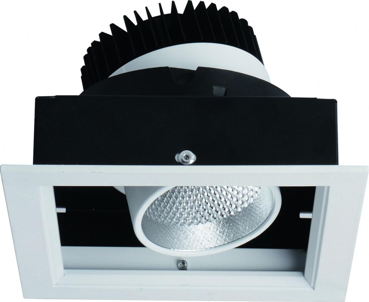 A1712PL-1WH Встраиваемый светильник CARDANI 1x12W, 1xLED Arte Lamp