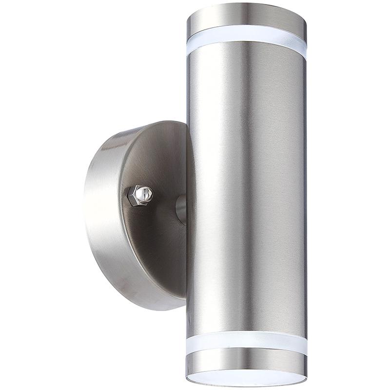 Globo 32025-2 Уличный настенно-потолочный светильник STYLE 2x1W  хром