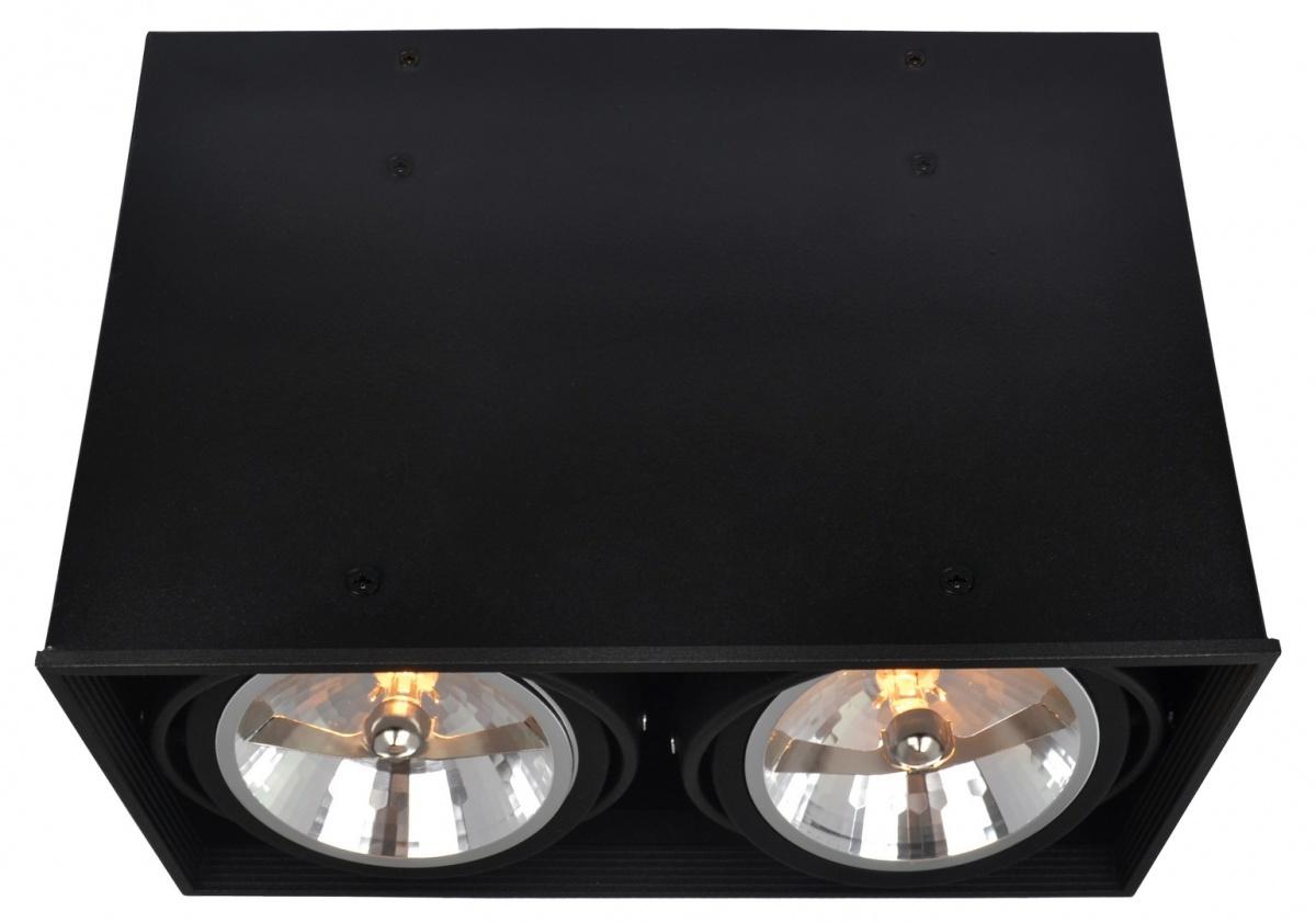 A5936PL-2BK Накладной светильник CARDANI 2x50W, 2xG5,3 Arte Lamp