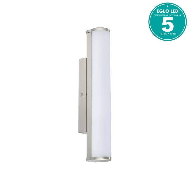 Eglo 94715 Настенно-потолочный светильник CALNOVA 1x8W LED никель матовый/белый