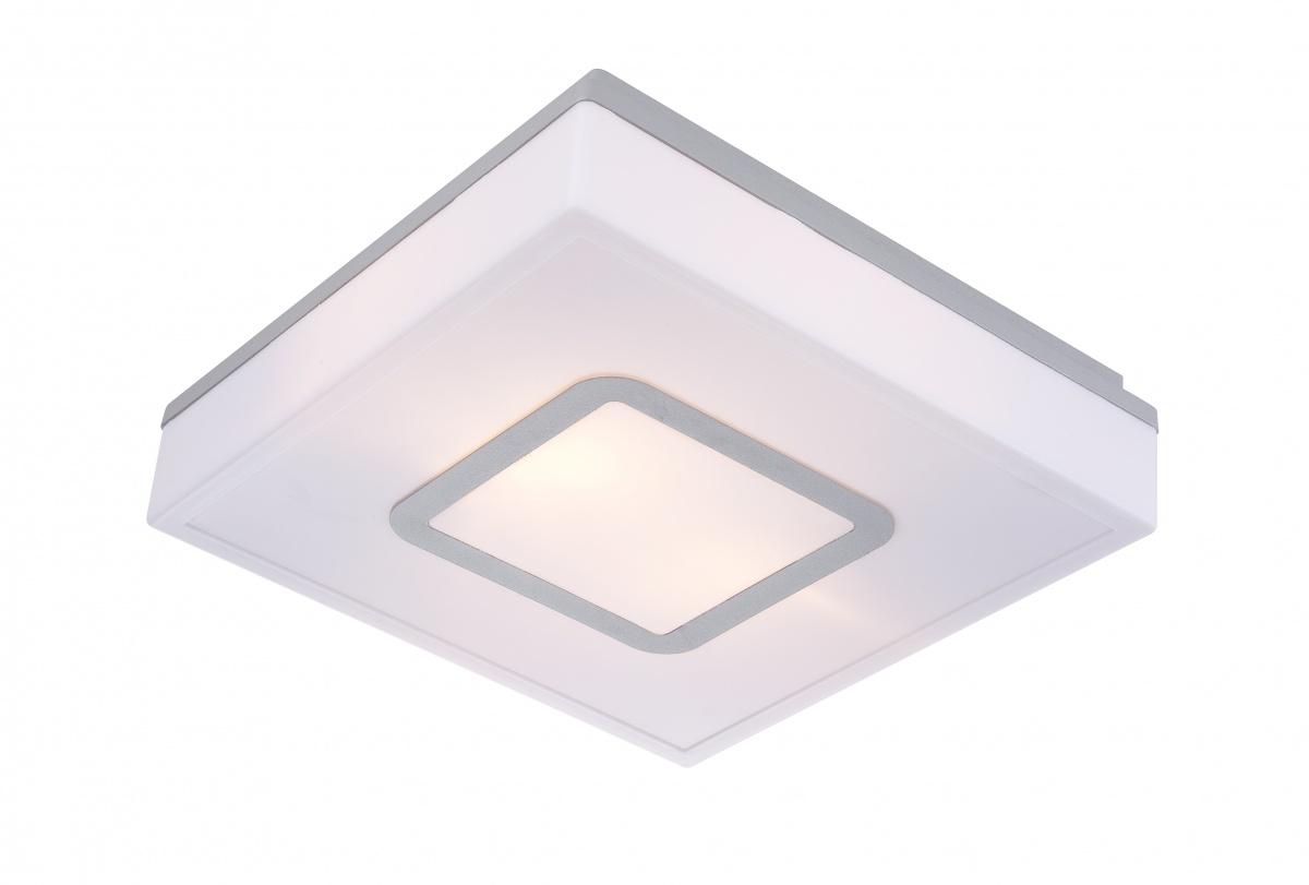Globo 32212 Уличный настенно-потолочный светильник LESTER 2x11 E27W хром