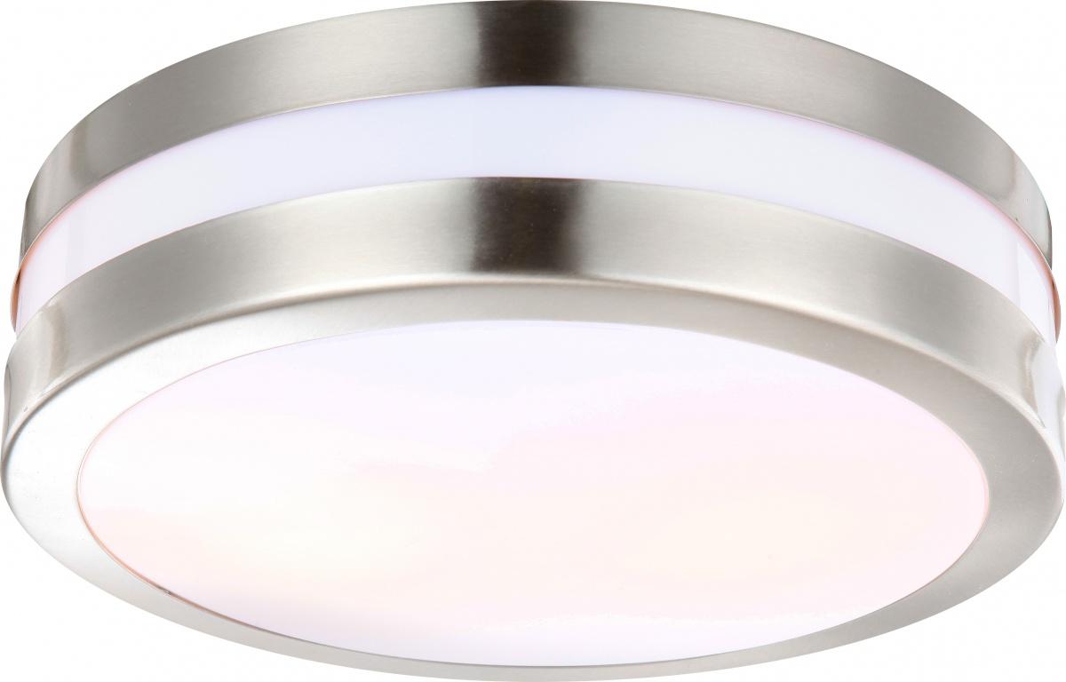 Globo 32209 Уличный настенно-потолочный светильник CREEK 2x11W E27 хром