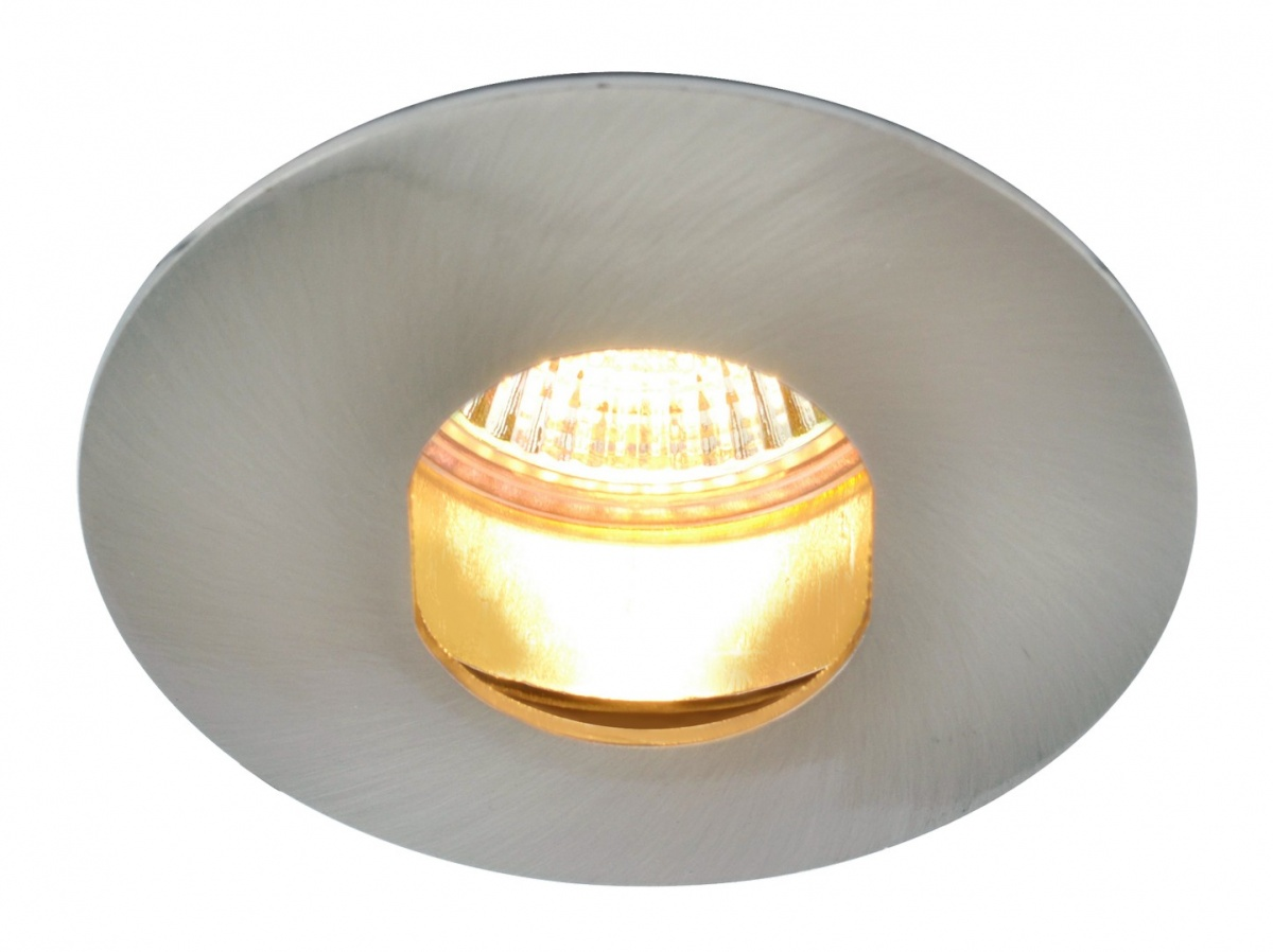 A3219PL-1SS Встраиваемый светильник ACCENTO 1x50W, 1xGU10; 1xG5,3 Arte Lamp