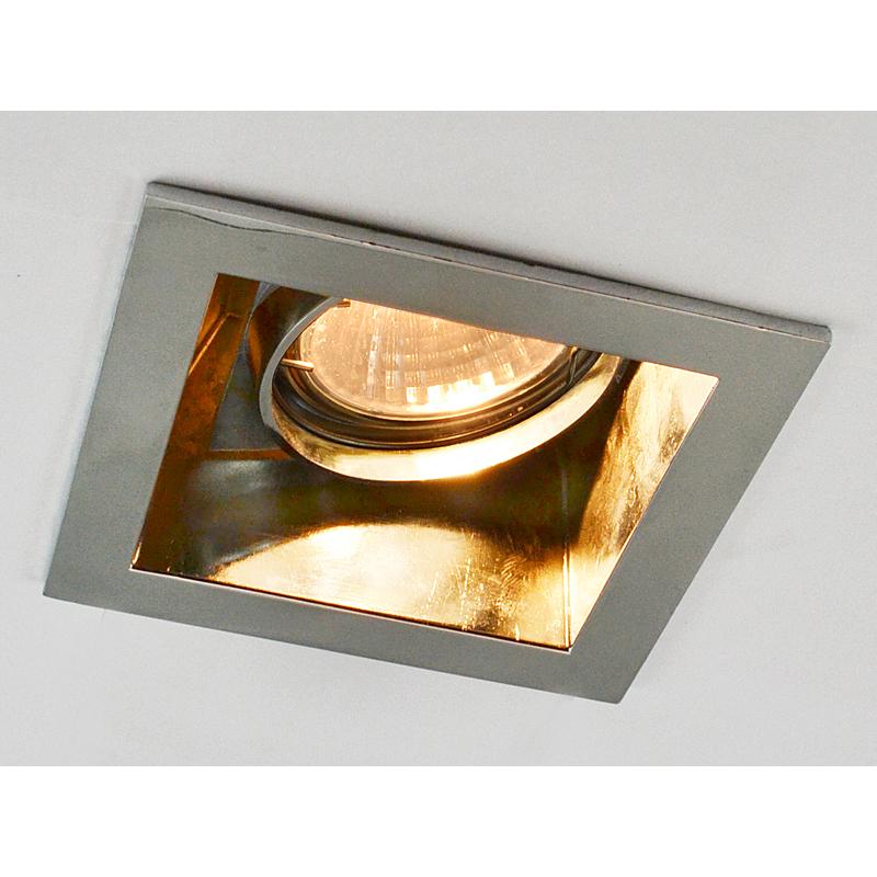 Arte Lamp A8050PL-1CC Встраиваемый светильник поворотный CRYPTIC 1x50W GU10 хром IP23