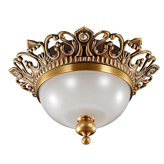 NOVOTECH 369980 Встраиваемый светильник неповоротный 1x50W GX5.3 IP20 светлая бронза / матовый