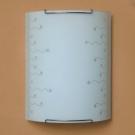 CITILUX CL921026 Настенно-потолочный светильник ГРАФИК 1x100W E27 хром