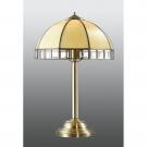CITILUX CL440811 Настольная лампа ШЕРБУР-1 1x75W E27 Бронза / Бежевый