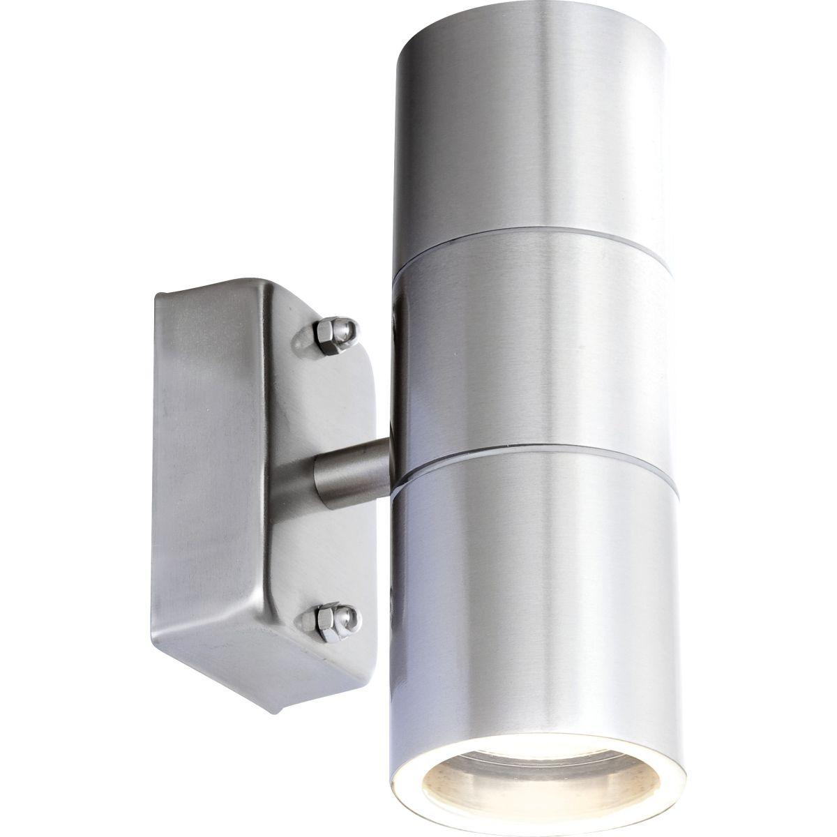 Globo 3201-2 Уличный настенно-потолочный светильник STYLE 2x35W GU10 хром