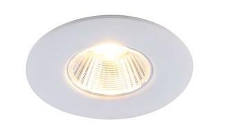 A1425PL-1WH Встраиваемый светильник UOVO 1x5W, 1xLED Arte Lamp