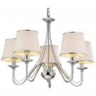 Arte Lamp A1150LM-5CC Люстра  FURORE 5x40W E14 хром