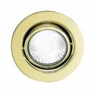 Eglo 87373 встраиваемый поворотный светильник поворотный EINBAUSPOT 1x50W желтый IP20