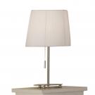 CITILUX CL913811 Настольная лампа ГОФРЕ 1x75W E27 хром