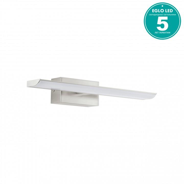 Eglo 94614 Светильник для зеркала TABIANO 2x3,2W LED никель матовый/белый