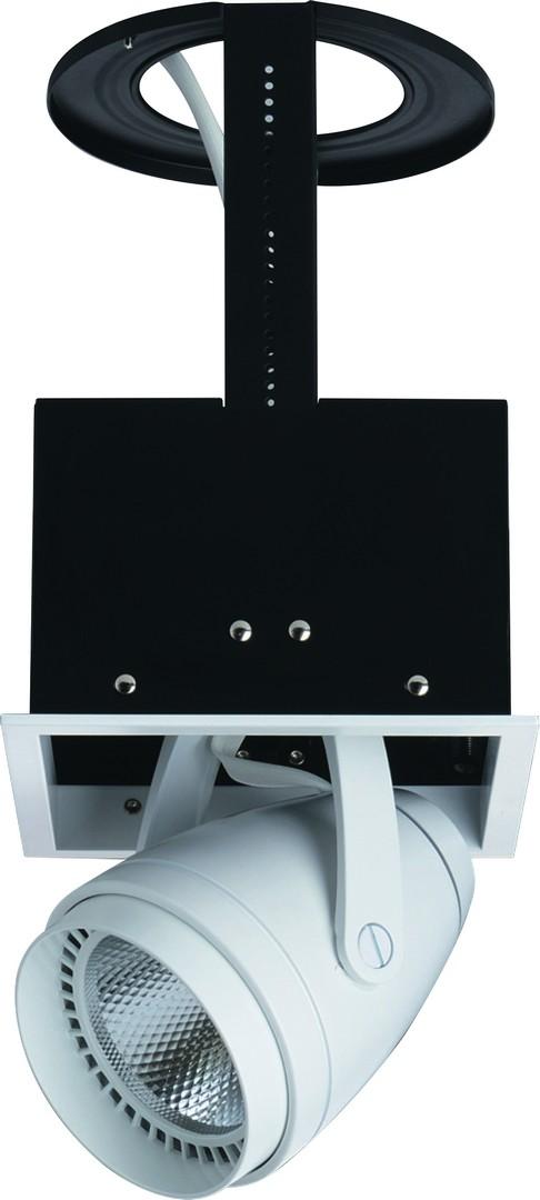 A1618PL-1WH Встраиваемый светильник CARDANI 1x18W, 1xLED Arte Lamp
