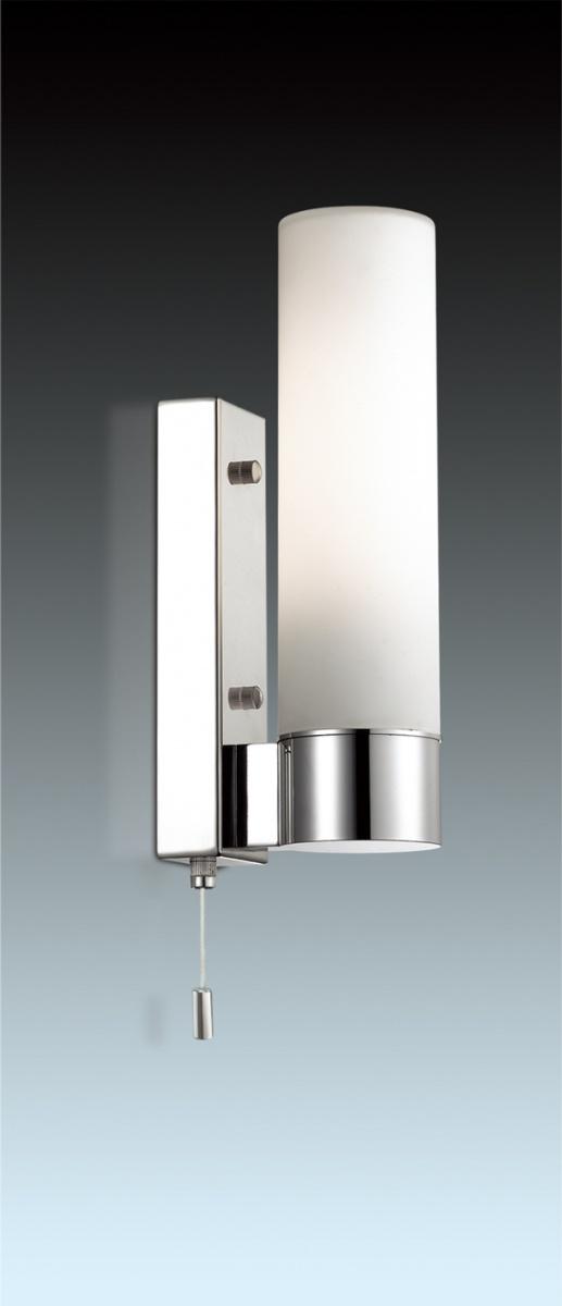 Odeon Light 2660/1W Светильник для зеркала TINGI 1х60W E27  хром