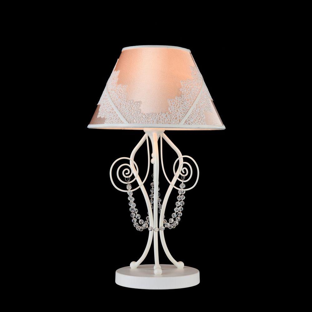 MAYTONI ARM042-11-W Настольная Лампа LUCY 1 x E14 40W Белый Глянец
