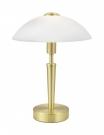 Eglo 87254 настольная лампа  SOLO 1 1x60W желтый IP20