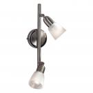CITILUX CL506521 Подсветка РОНДА 2x60W E14 хром матовый