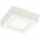 Arte Lamp A3608PL-1WH Накладной светильник ANGOLO 1x8W 540Lm 3000KW  белый