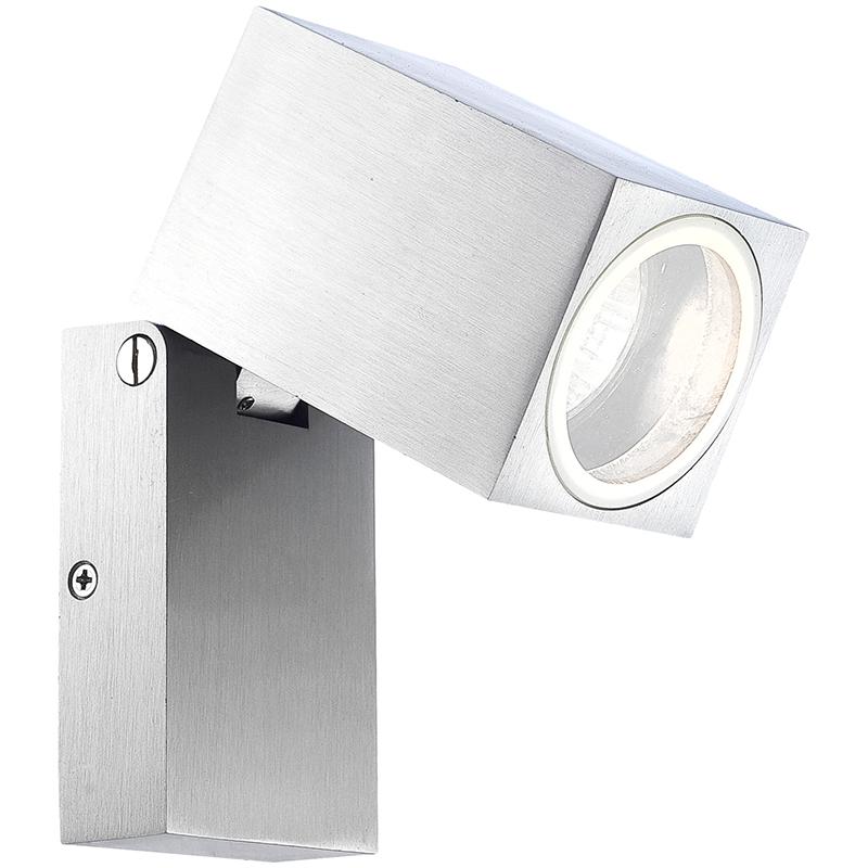 Globo 32026 Уличный настенно-потолочный светильник WISTER 1x35W GU10 хром