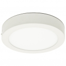Arte Lamp A3018PL-1WH Накладной светильник ANGOLO 1x18W 1440Lm 3000KW  белый