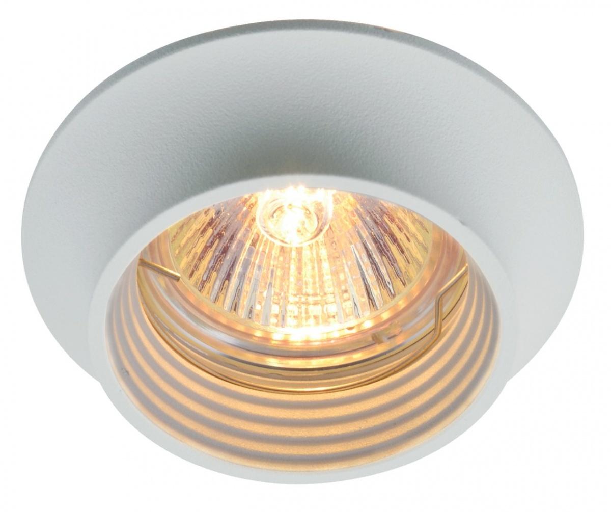 A1061PL-1WH Встраиваемый светильник CROMO 1x50W, 1xGU10; 1xG5,3 Arte Lamp