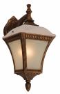Globo 31591 Уличный настенно-потолочный светильник NEMESIS 1x60W E27 венге
