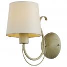 Arte Lamp A9310AP-1WG Бра  ORLEAN 1x40W E27 бело-золотой
