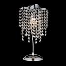 CITILUX CL325811 Настольная лампа РИТА 1x60W G9 Хром/Прозрачный