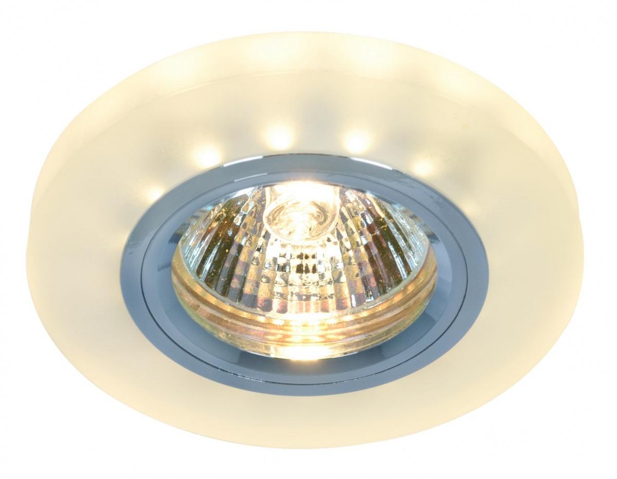 A5331PL-1WH Встраиваемый светильник WAGNER 1x3W, 1xLED; 1xGU10; 1xG5,3 Arte Lamp